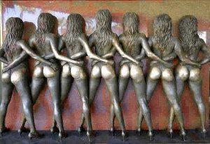 crazy girls bronze1
