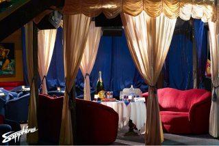 Sapphire Rockstar Lounge - Interior