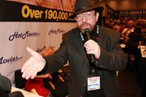 Ed Powers at AVN Adult Entertainment Expo 2015