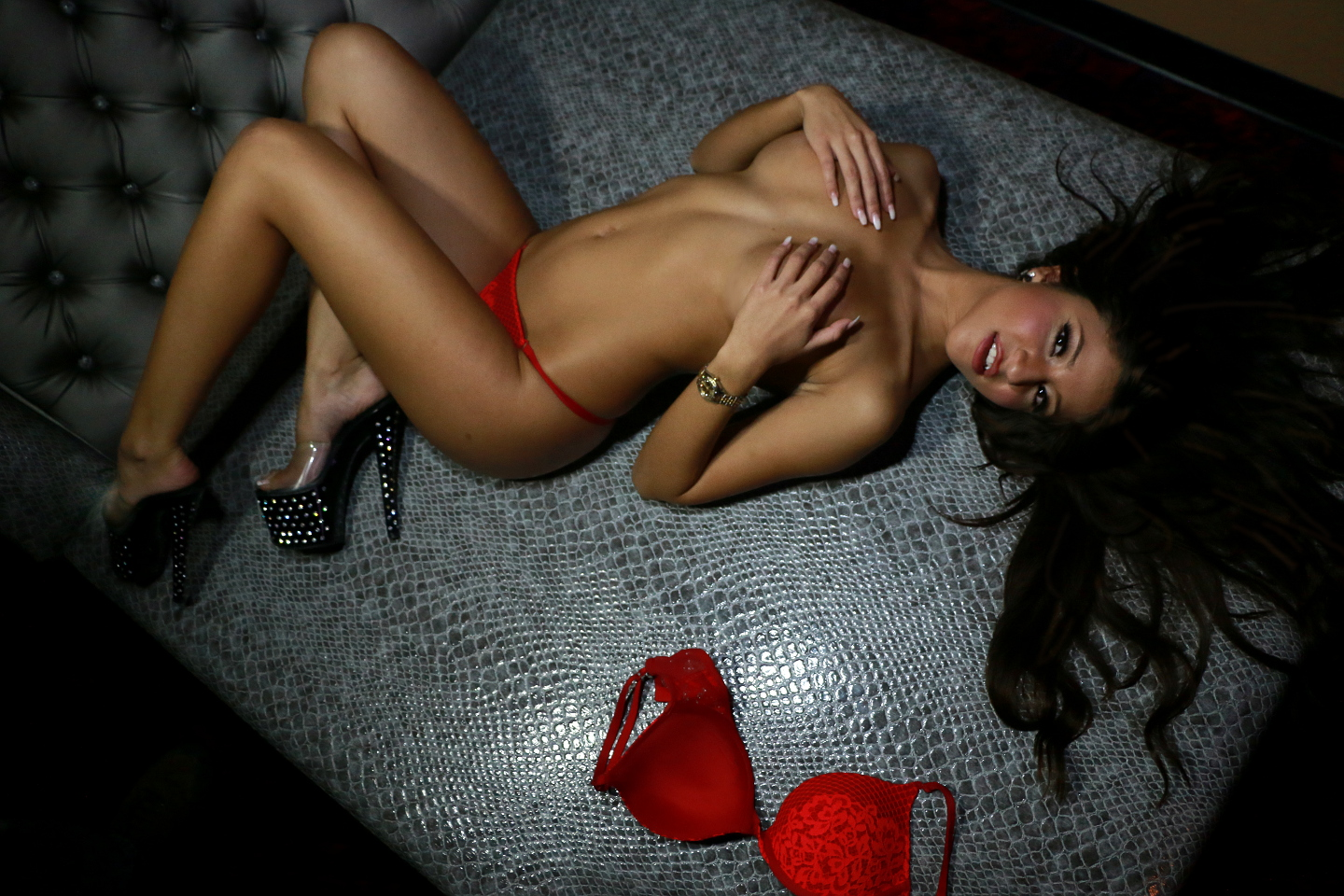 Little Darlings Vegas Private VIP Room