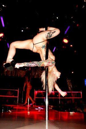 Palomino Club Vegas Dancer