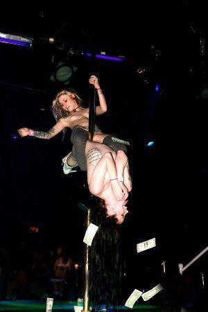 Palomino Club Vegas Dancers