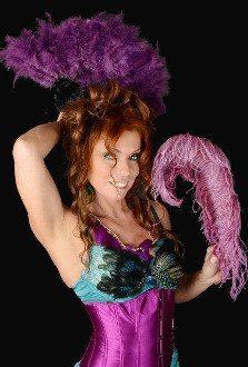 Dee Dee Cupcakes Burlesque Dancer Las Vegas