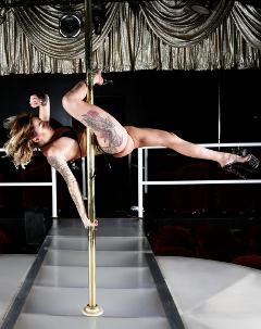 Palomino Club Dancer