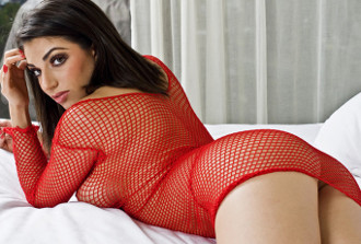 Darcie Dolce at Sapphire Saturday Night