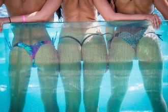 Sapphire Pool and Dayclub