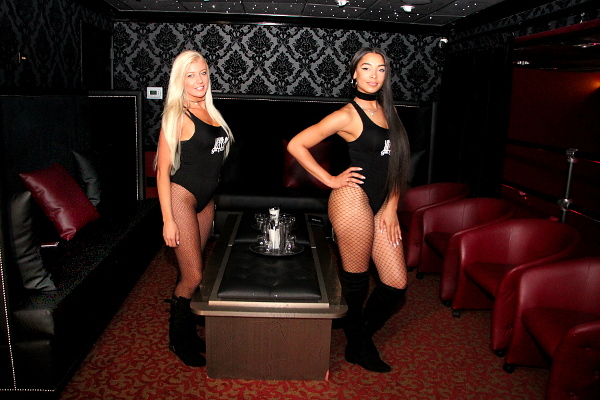 Floyd Mayweather's Suite for Private Parties at Girl Collection Las Vegas