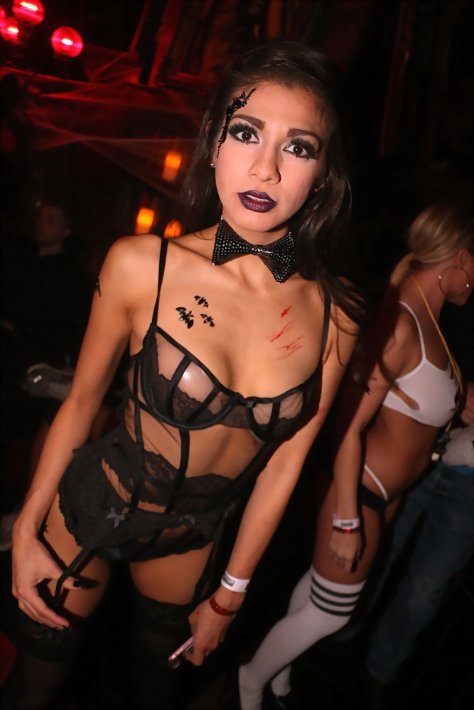porn star halloween photo