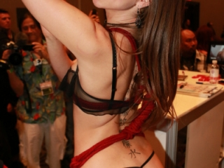 Riley Reid at AVN Adult Entertainment Expo 2015