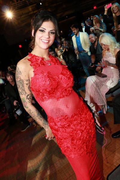 Bonnie Rotten at AVN Awards 2015