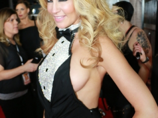 Jessica Drake at AVN Awards 2015