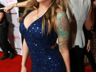 Teagan Presley at AVN Awards 2015