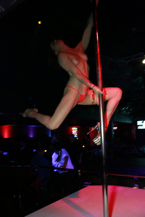 las vegas stripper photo