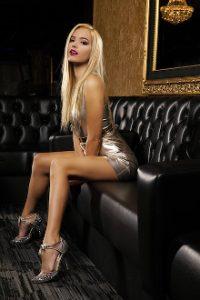 Kenna James at Legends Room Las Vegas