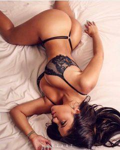 Palomino Club Las Vegas stripper Valentina Estrella