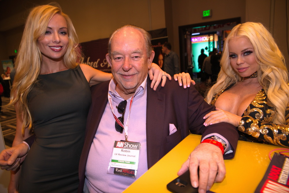 Robin Leach at AVN 2017