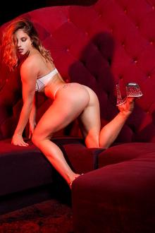 Deja Vu Vegas stripper