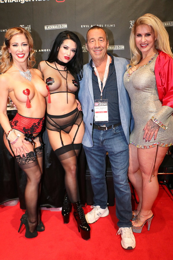 John Stagliano at AVN Adult Entertainment Expo 2018 photo