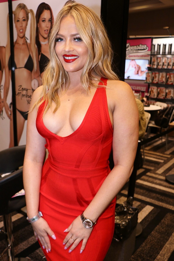 Alexis Texas at AVN Adult Entertainment Expo 2018 photo
