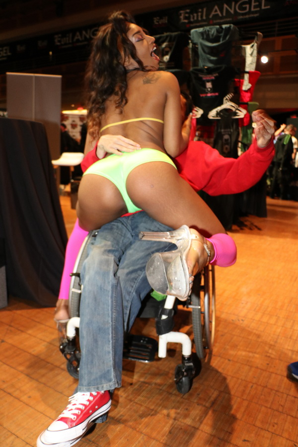 AVN Adult Entertainment Expo 2018 photo