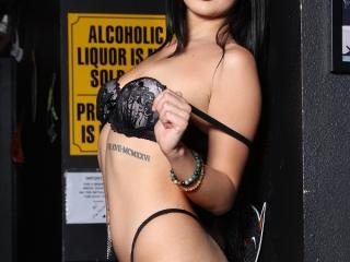 Las Vegas stripper Kendra of Little Darlings