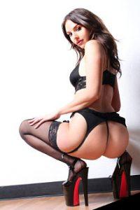 Deja Vu Las Vegas stripper Tiffany