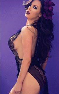 Nikki Benz at Sapphire Las Vegas