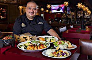 Chef Paco at El Dorado Cantina Las Vegas