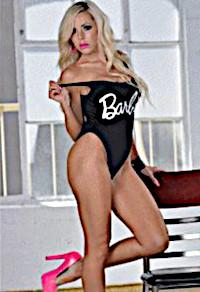 Nina Elle at Sapphire Las Vegas