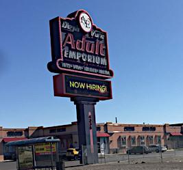 Deja Vu Adult Emporium Las Vegas