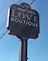 Deja Vu Love Boutique Las Vegas